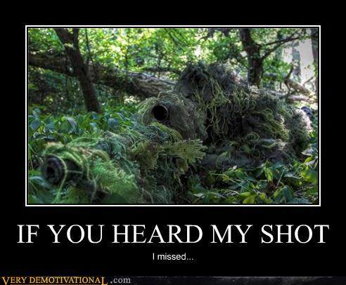 demotivational-posters-if-you-heard-my-shot