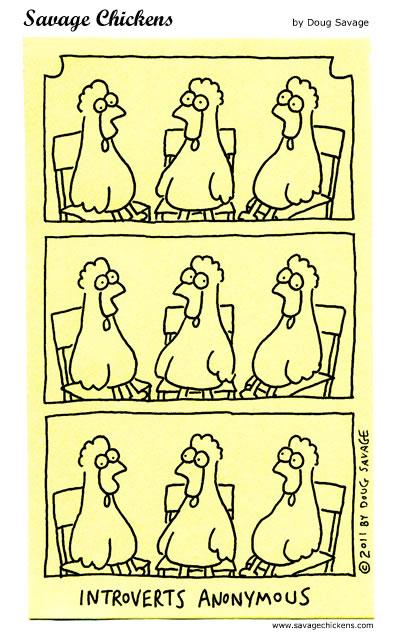 chickenintroverts