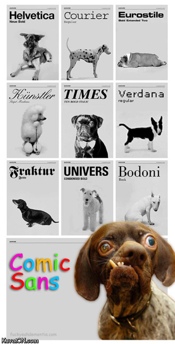typeface_dogs