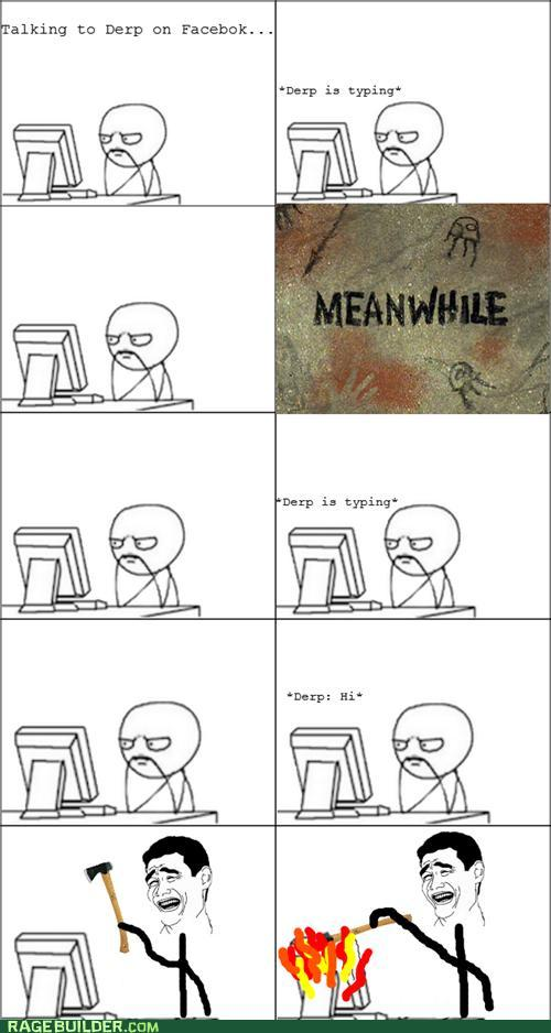 rage-comics-what-is-she-typing