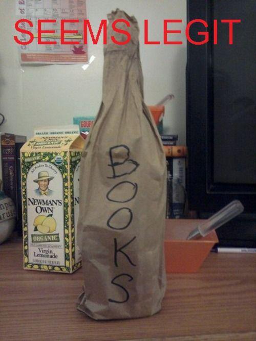Books – Seems Legit