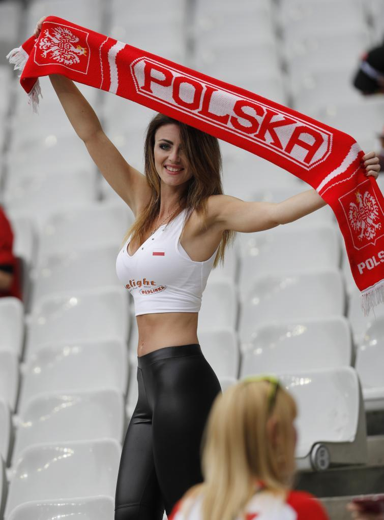 Football Soccer - Germany v Poland - EURO 2016 - Group C - Stade de France, Saint-Denis near Paris, France - 16/6/16 Poland fan before the match REUTERS/Darren Staples Livepic